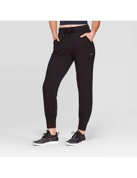 Women's Mid Rise Cozy Jogger Pants   Joy Lab by Rise Cozy Jogger Pants
