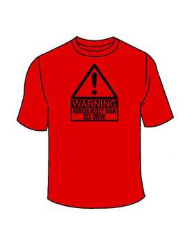 Warning Ridiculously High Sex Drive T Shirt. Funny Sex Offensive Tees T Shirt Sexual Sex Themed Gag Gift For Husband Boyfriend Girlfriend by Etsy
