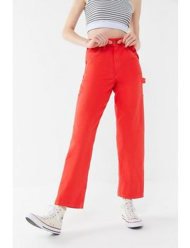 Stan Ray Og Straight Leg High Waisted Painter Pant by Stan Ray