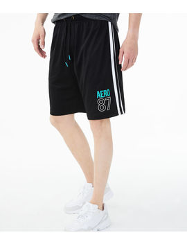"Aero 87 9.5"" Mesh Athletic Shorts by Aeropostale"