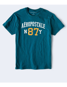 Aeropostale 87 Ny Graphic Tee by Aeropostale