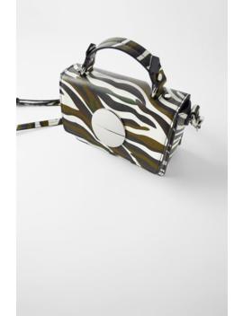Safari Mini Crossbody Bag Bagswoman Shoes &Amp; Bags by Zara