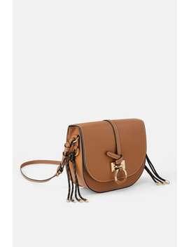 Semicircular Crossbody Bag Bagswoman Shoes &Amp; Bags by Zara