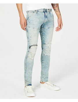 Men's Skinny Fit Jeans, Created For Macy's by General