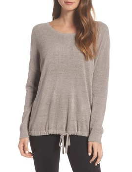 Cozychic Ultra Lite® Lounge Pullover by Barefoot Dreams®