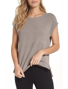 Cozy Chic Ultra Lite® Lounge Tee by Barefoot Dreams®