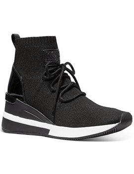 Skyler Wedge Sneakers by General