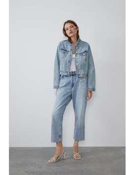 Denim Jacket  View All Shoes Woman by Zara
