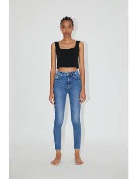 Hi Rise Sculpt Jeans View All Jeans Woman by Zara