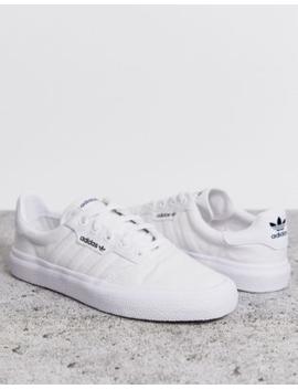 Adidas Originals – 3 Mc – Weiße Sneaker by Asos