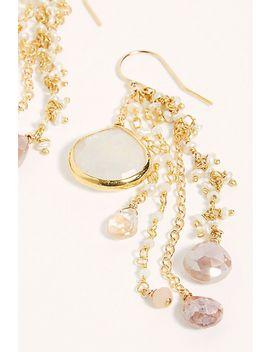 Cluster Dangle Earrings by Ela Rae