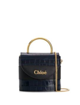 Small Any Lock Bag by Chloé
