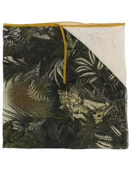 Tropical Print Scarf by Etro