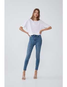 Edited Vintage Jeans Womanedited Cornershops by Zara
