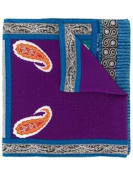 Sjaal Met Paisley Print by Etro