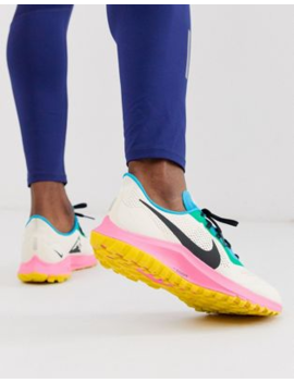 Nike Running Pegasus 36 Trail Trainers In Pink by Nike