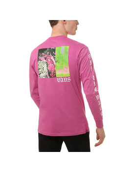 Flower Mart Long Sleeve T Shirt by Vans