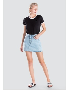Levi's® Womens Deconstructed Skirt 73916 0001 by Levi's