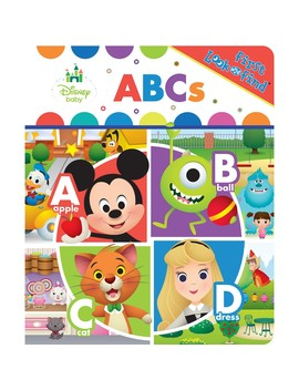 Disney Baby First Look & Find by Phoenix International Publications