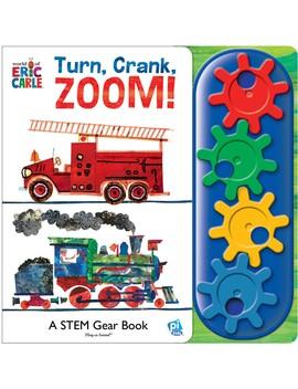 Turn, Crank, Zoom by Phoenix International Publications