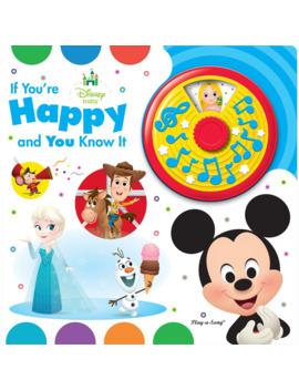 Tns Disney Baby by Phoenix International Publications