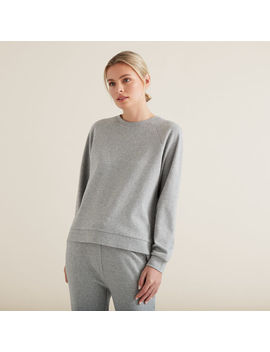 Raglan Cosy Sweater by Seed Heritage