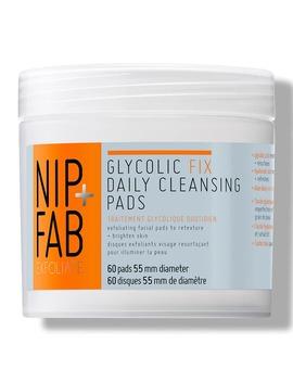 Nip+Fab Glycolic Fix Daily Cleansing 60 Pads by Nip+Fab
