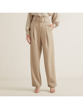 Twill Trouser by Seed Heritage