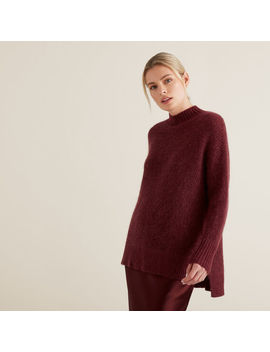 Mohair Knit by Seed Heritage