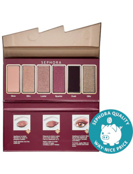 Flash Sequins Miniature Palette by Sephora Collection