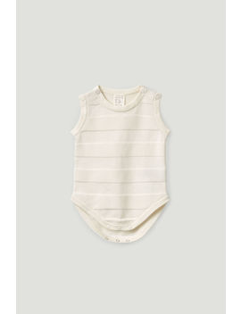 Knitted Stripe Cotton Grow by Cos