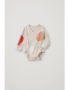 Organic Cotton Bodysuit by Cos
