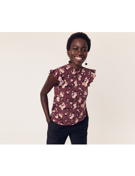 Erin Rose Shell Top by Oasis
