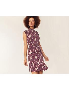 Erin Rose Skater Dress by Oasis