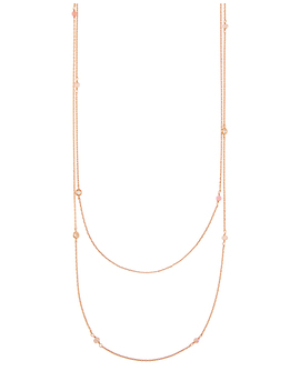sparkle-opal-long-rope-necklace by accessorize