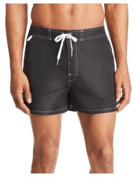 Solid Low Rise Board Shorts by Sundek