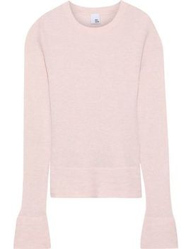 Sigrid Cotton And Cashmere Blend Sweater by Iris & Ink
