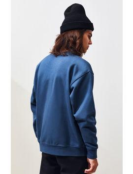 Obey Atlantic Crew Neck Sweatshirt by Pacsun
