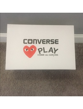Converse Play Comme Des Garçons Nwt/New by Converse