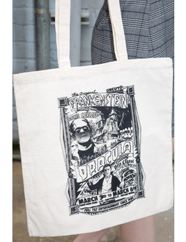 Monster Movies Bag by Brandy Melville