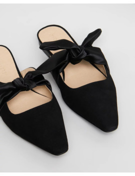Smyth Leather Flats by Atmos&Here