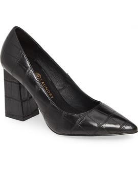 Kyra Pointed Toe Pump by Chinese Laundry