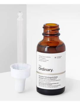 Ascorbyl Tetraisopalmitate Solution 20 Percents In Vitamin F by The Ordinary