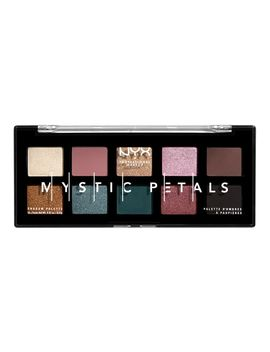Mystic Petals Eyeshadow Palette by Nyx Professional Makeup