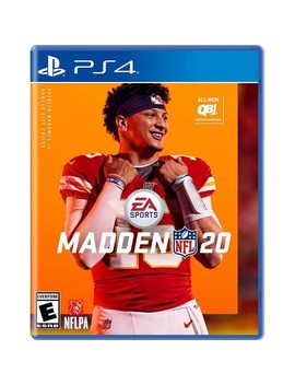 Madden Nfl 20   Play Station 4 by Play Station 4