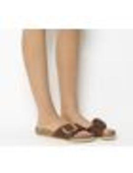 Madrid Big Buckle Sandals by Birkenstock