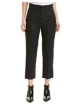 Isabel Marant Etoile Straight Linen Pant by Isabel Marant