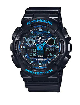 S Series Chronograph Digital Buckled Watch by G Shock