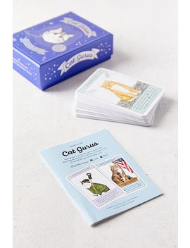 Cat Gurus: Wisdom From The World's Most Celebrated Felines By Caroline Roberts by Urban Outfitters