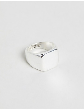 Squire Signet Ring by Icon Brand
